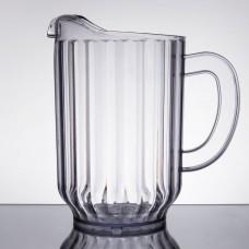 Plastic Beverage Pitcher