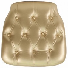 Chair Cushion Gold